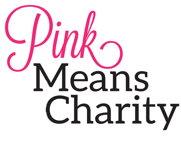 pink means charity